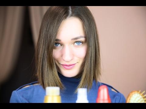 Мой уход за волосами | Простые правила для здоровья волос
